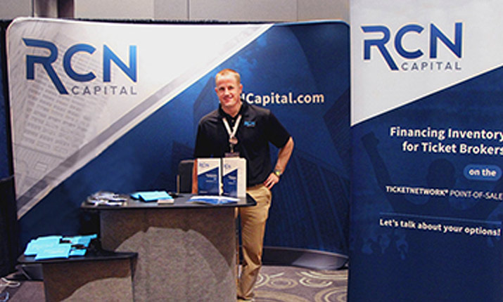 Massive Response to RCN Capital's Ticket Financing Programs
