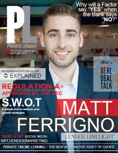 Private-Lender-Cover-Matt-Ferrigno