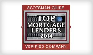 RCN Capital Ranked as One of the Nation's 2014 Top Mortgage Lenders by Scotsman Guide
