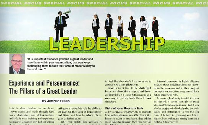 RCN's Jeffrey Tesch Appears In National Mortgage Professional Magazine