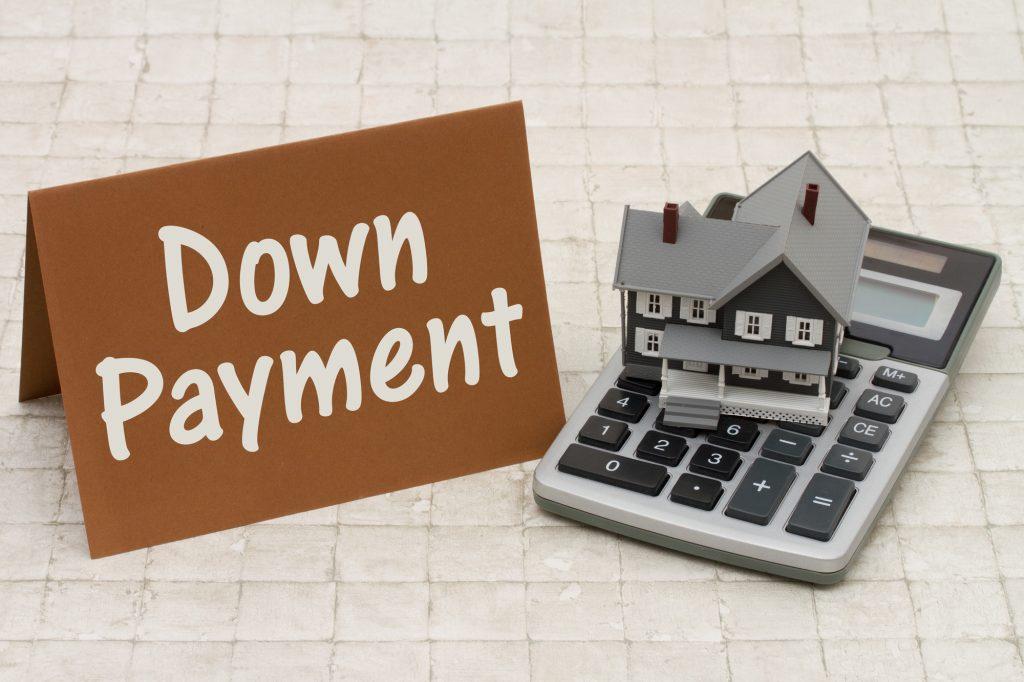 Hard Money Lenders: Down Payment